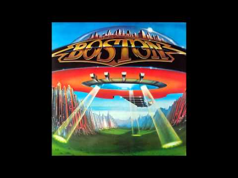 Boston - Don't Look Back (HQ)