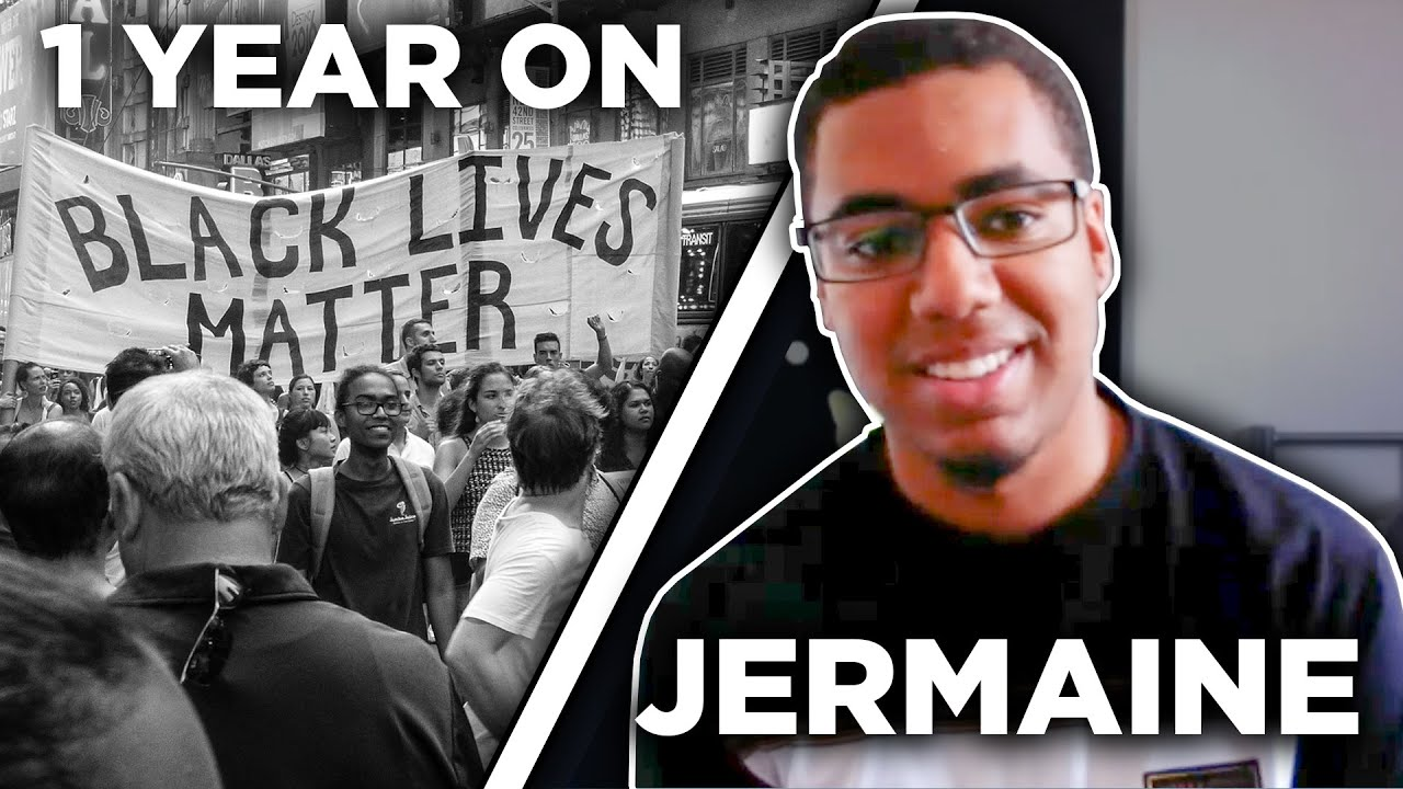 Being black in the UK | Jermaine's story