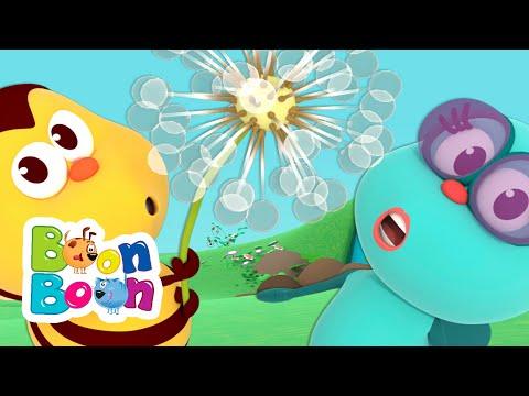 Cantec despre simturi – Cantece educative pentru copiide la BoonBoon – Cantece pentru copii in limba romana