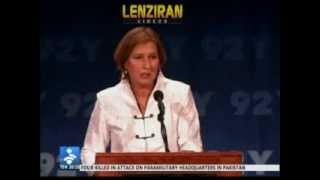 Ex Israeli Foreign Minister Tzipi Levni sentenced to stoning by leader of  Iranian Jews!
