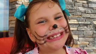 La Canción del almuerzo para niños con Adriana y Ali - Lunch song Nursery rhymes