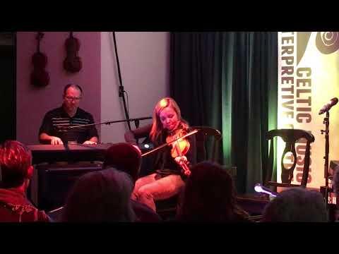 2017 Masters Concert at CMIC with Rachel Davis & Allan Dewar
