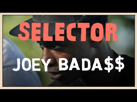 Joey Bada$$ and Pro Era Freestyle & BBQ - Selector