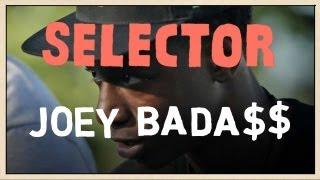 Joey Bada$$ and Pro Era Freestyle & BBQ - Selector