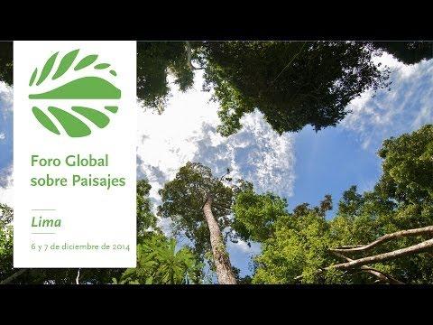 Invitación al Foro Global sobre Paisajes 2014