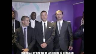 Chelsea FC players funny moments