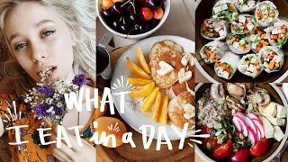 Что я ем в течение дня ♡ What I eat in a day