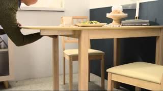 [리바트]이즈마인 허니비식탁
