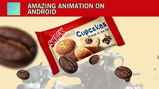 How to create product animation video on Android - Alightmotion screenshot 5
