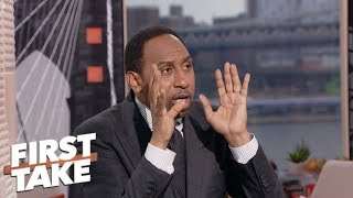 Stephen A.: Chiefs need to capitalize on Super Bowl chances with Patrick Mahomes | First Take | ESPN