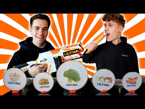 ULTRA LUSTIGE KOCH-CHALLENGE mit LUCA 😂👨🏻🍳 - MAX