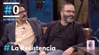 LA RESISTENCIA - Entrevista a Edu Galán y Darío Adanti - Mongolia   #LaResistencia 17.10.2018