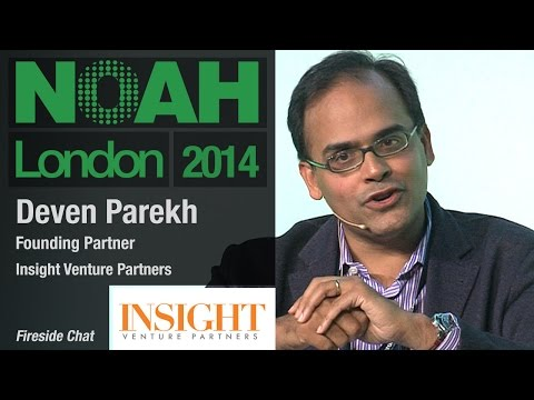Deven Parekh, Insight Venture Partners -NOAH14 - YouTube