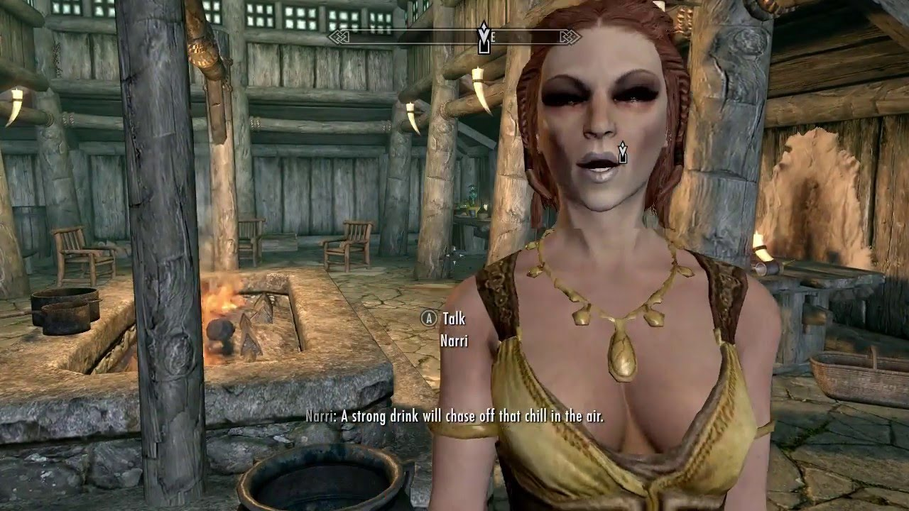 Narri Skyrim