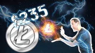Litecoin Broke $235 Resistance & Creates New Support/Channel