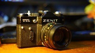 Photo camera Zenit TTL / Фотокамера Зенит TTL