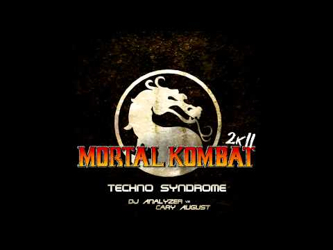 DJ Analyzer vs Cary August - Mortal Kombat 2011 (Jan van Bass-10 Hardstyle Club Rmx)