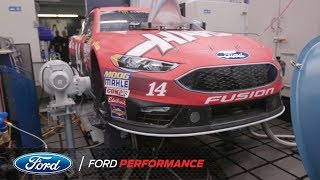 Ford Debuts New Spin Torsional Lab | NASCAR | Ford Performance