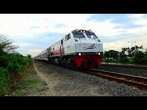 Merdu Sekali Suara Klakson Lokomotif Kereta Api di Indonesia (Bagian 1)