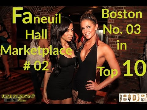 Travel Easy TV - Faneuil Hall Marketplace #02