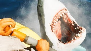 STRANDED DEEP -  Official Trailer New Survival Game 2018 (PS4)