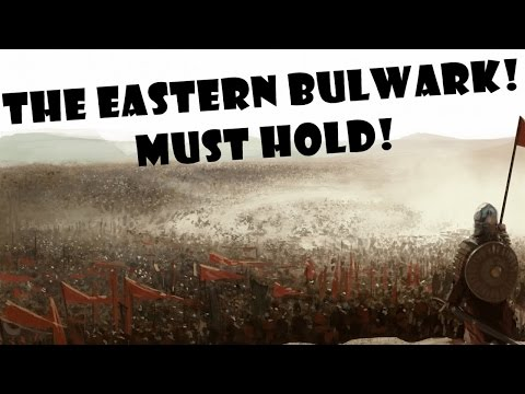 The Eastern Bulwark - Attila:TW - Eastern Roman Empire - Episode 1