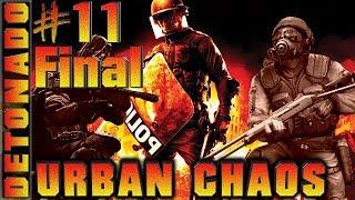 Detonado 11# URBAN CHAOS - FINAL