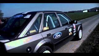 Ford Escort MK4 | Car Movie | 720p50