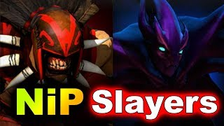NiP vs Demon Slayers - AMAZING SEMI-FINAL - DreamLeague 12 DOTA 2