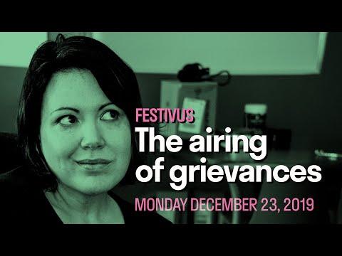 [Festivus] The Airing of Grievances 2019
