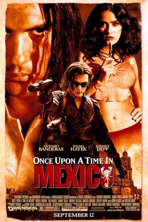 Однажды в Мексике: Отчаянный 2