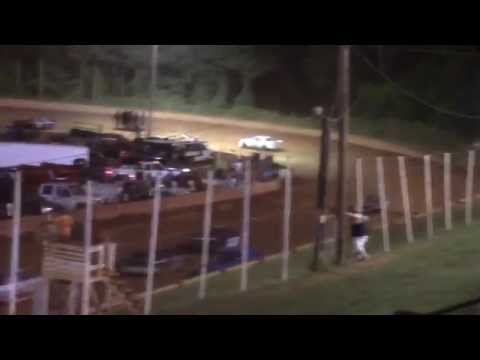 Winder Barrow Speedway Stock Fours Feature Race 6/13/15
