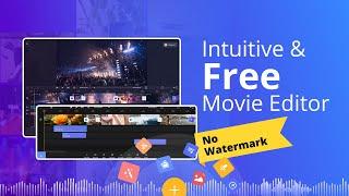 FilmForth Tutorial - The Best FREE Video Editing Software No Watermark (2021)