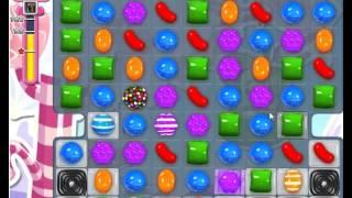 Candy Crush Saga Level 494 Basic Strategy