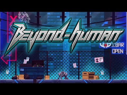 Beyond-Human - First Impressions ( Metroidvania Sci-Fi Hack & Slash Platformer)