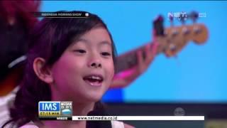 Talk Show Clarice Darmoko, Penyanyi Cilik Dengan Banyak Talenta - IMS