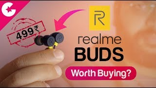 Realme Buds Budget Earphone Review - WORTH BUYING??