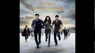 Twilight Breaking Dawn Part 2 Score - 02.A World Bright And Buzzing