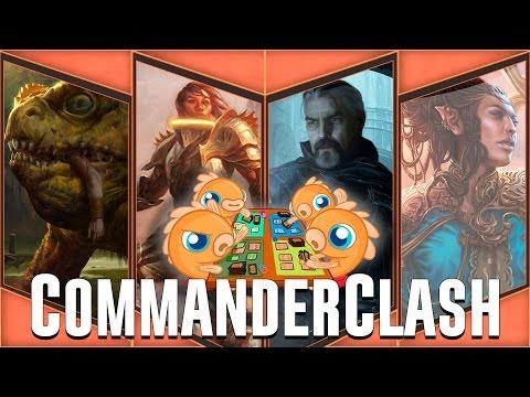 Commander Clash S3 Episode 2: Standard Commander