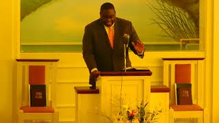 "Minister Brian Clark: ""Does God Accept My Lifestyle?"" Pt. I (II Cor. 6:9-11) 10/14/18"