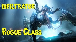 Lords Of The Fallen - BOSS Infiltrator / Rogue Gameplay PC 1080p