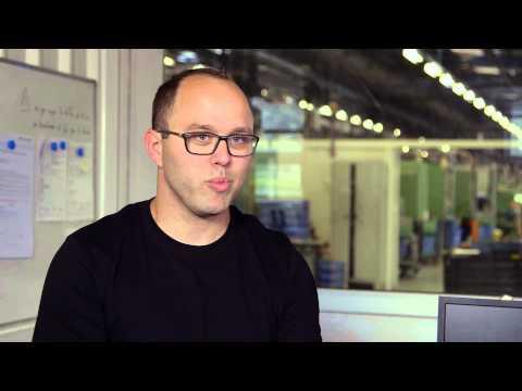 Vidéo de technicien/ne d'essais