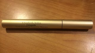 Elizabth Arden Lash Extending Treatment Mascara Review Thumbnail