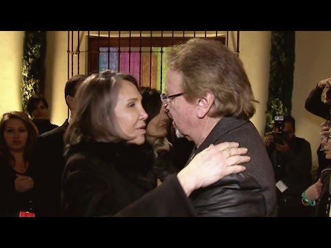 Florinda Meza y Quico se reencontraron después de años de enemistad