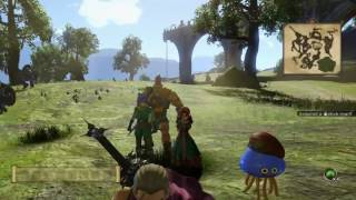 Trophy - Trovehound - The Lumberlands - Dragon Quest Heroes II (PS4)