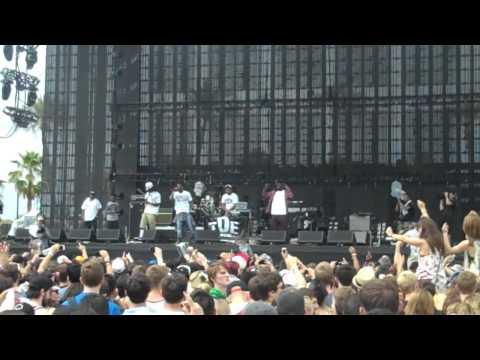 Kendrick Lamar - ADHD - Coachella 2012 - HD