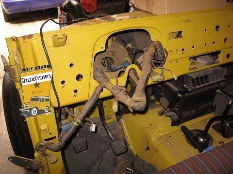 350 chevy engine wiring diagram for 1972 fj40 toyota landcruiser bj40 bj42 fj40 stock wiring harness  toyota landcruiser bj40 bj42 fj40 stock