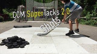 CCM SuperTacks 2.0 Shots {} WristyTwisty