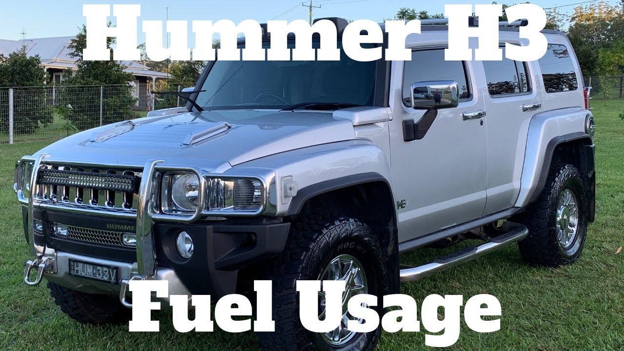 Hummer H13 Fuel Economy Test - Gas Mileage Challenge - Fuel Usage Log | gas mileage hummer