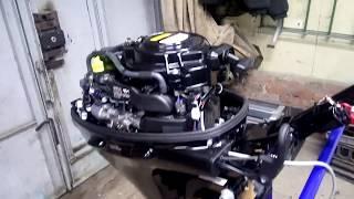 Мій човновий мотор Suzuki DF 9.9 BS